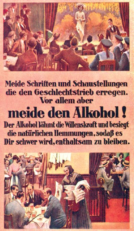 Die sozialen Folgen des Alkoholismus der Teenager