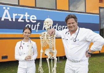 Fernsehserie ärzte Auf Rädern Präventivmedizin Mobil
