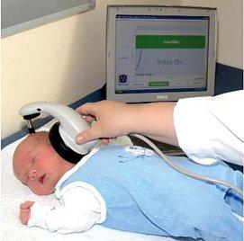 Universelles Neugeborenen Hörscreening Und Hörstörungen Bei Kindern