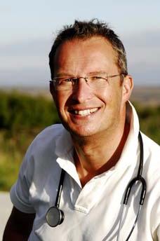 Südafrika Klinik Auf Schienen