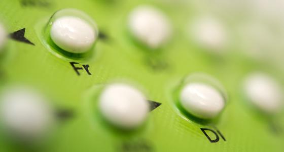 Blasenprobleme und orale Kontrazeptiva
