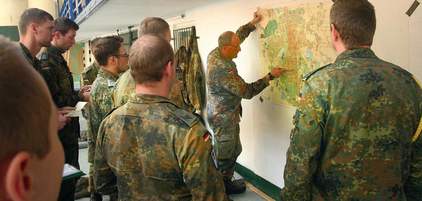 Mediziner in der Zivil-Militärischen Zusammenarbeit: Engagement im ...