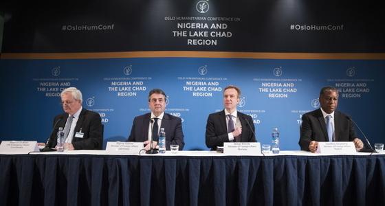 Krisenregion am Tschadsee erhält 635 Mio Euro