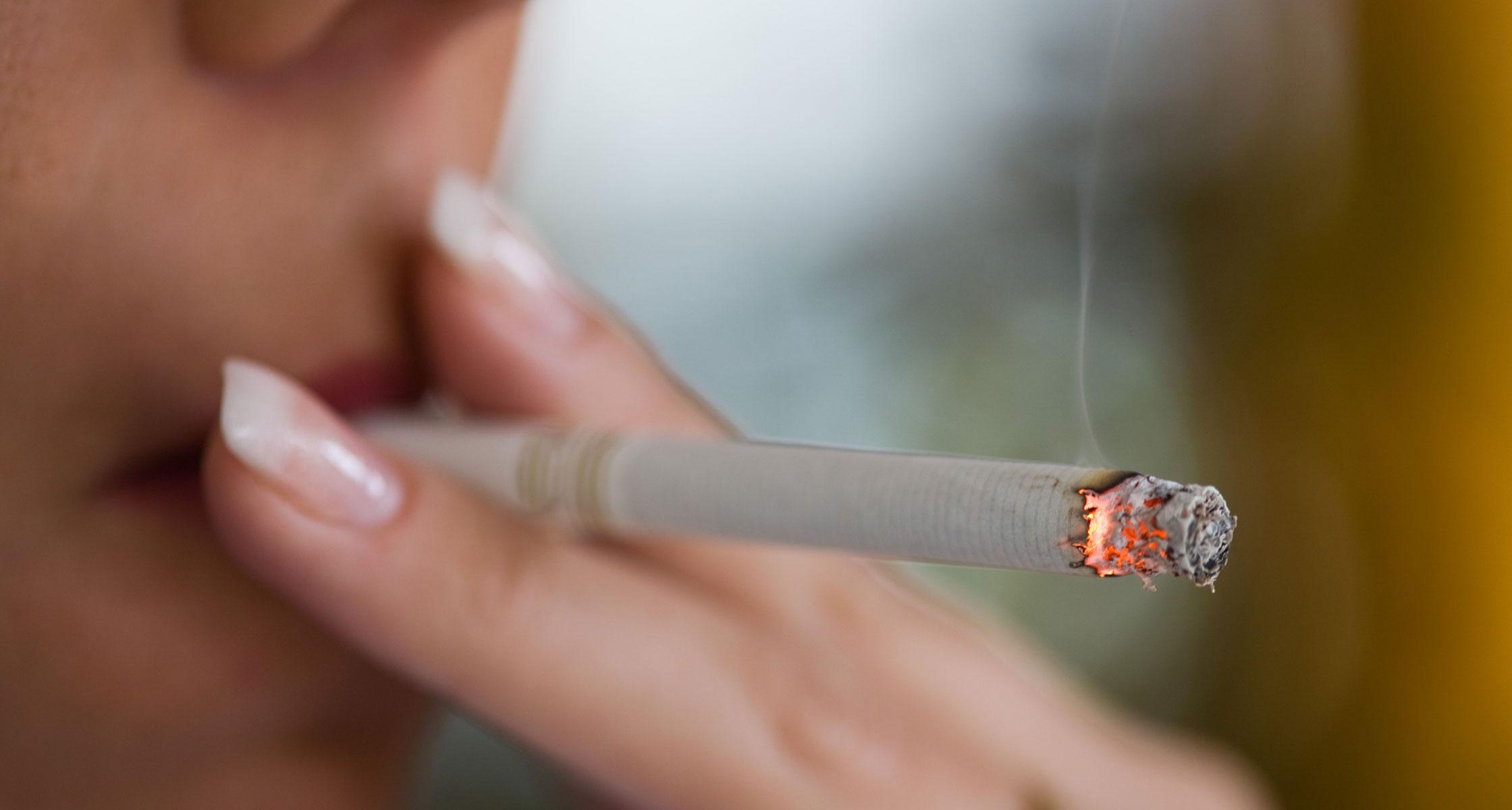 Warum Rauchen Krebs verursacht