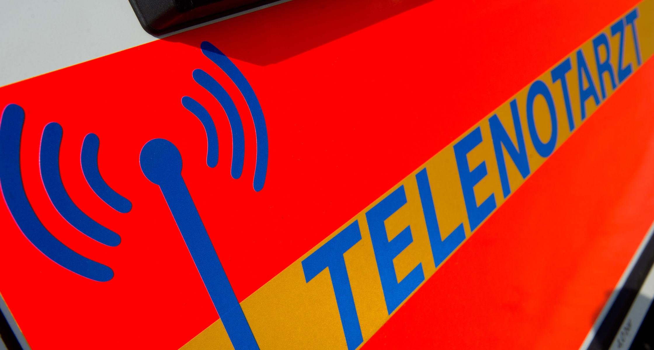 Telenotarzt dirigiert Rettungsdienst