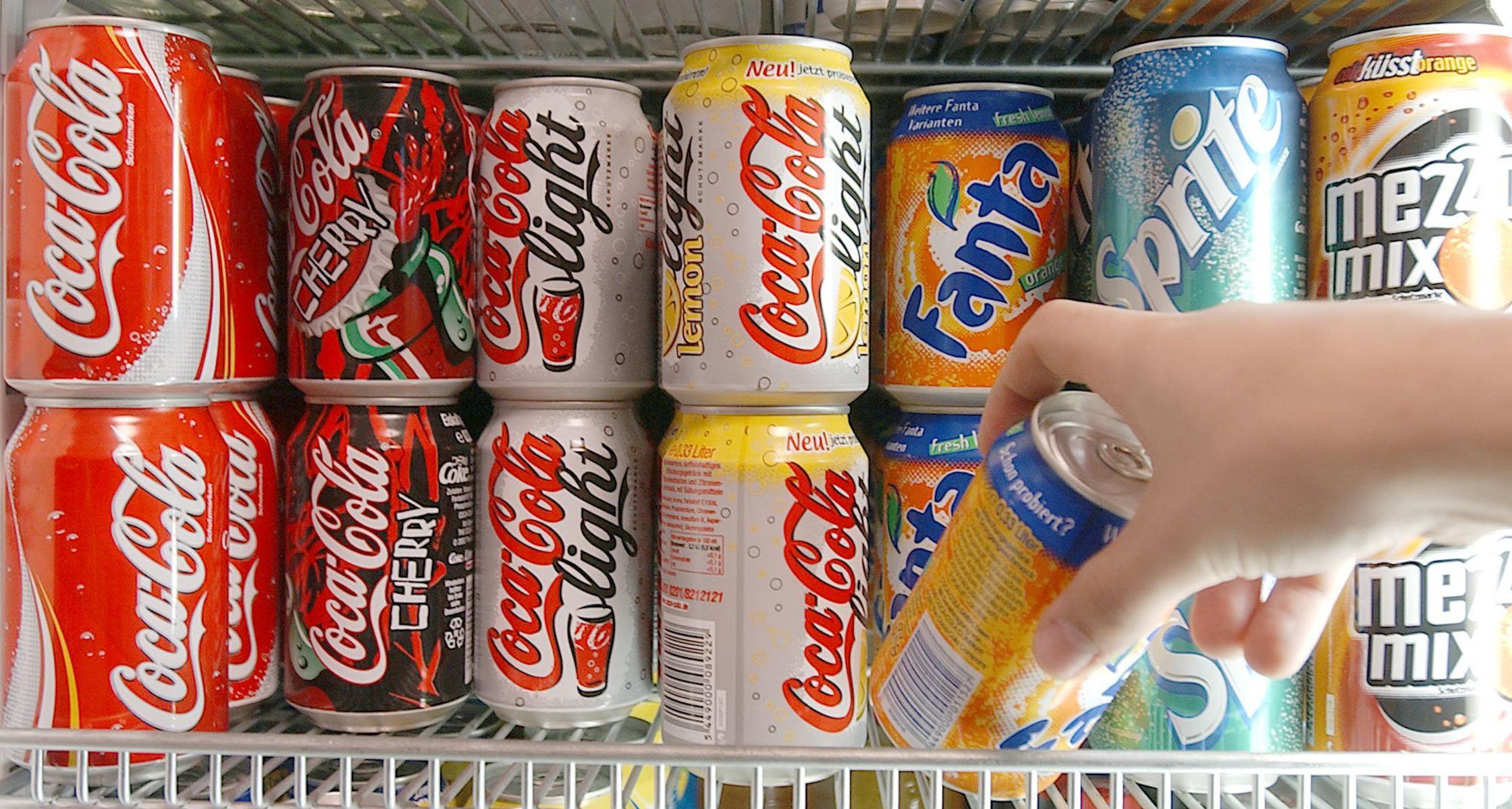 Marktstudie: Anteil überzuckerter Getränke trotz...