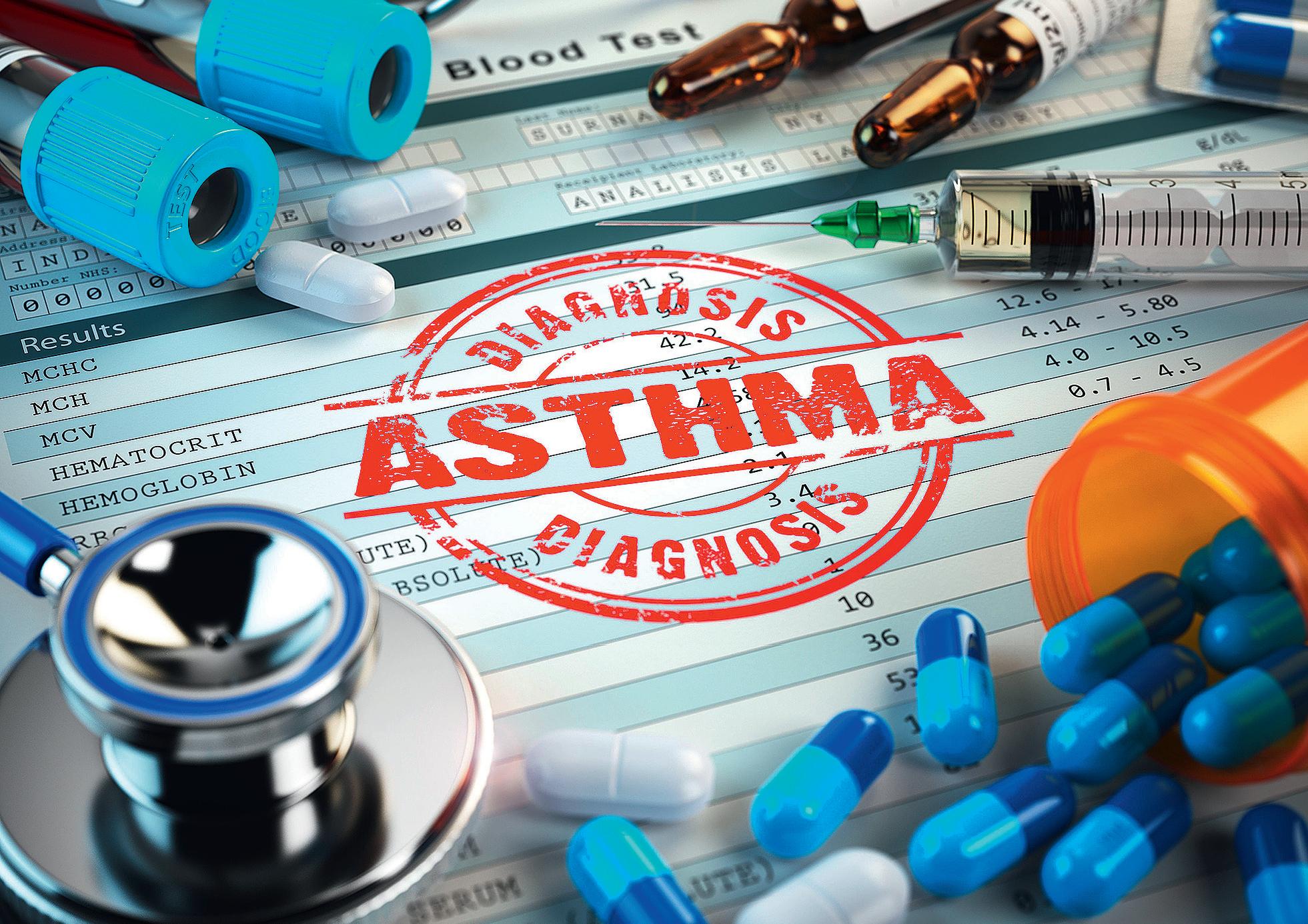 Asthma bronchiale: Fallstricke der Diagnostik
