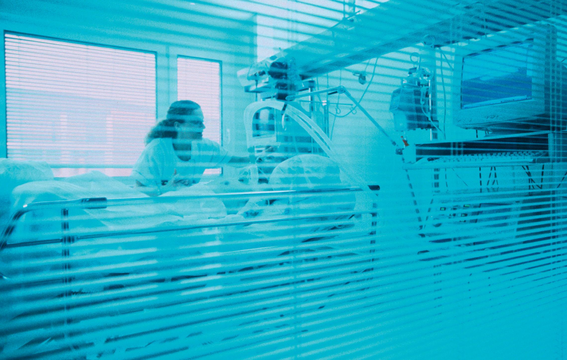 Intensivmedizin Intensivpflegemangel Führt Zu Drohender Unterversorgung