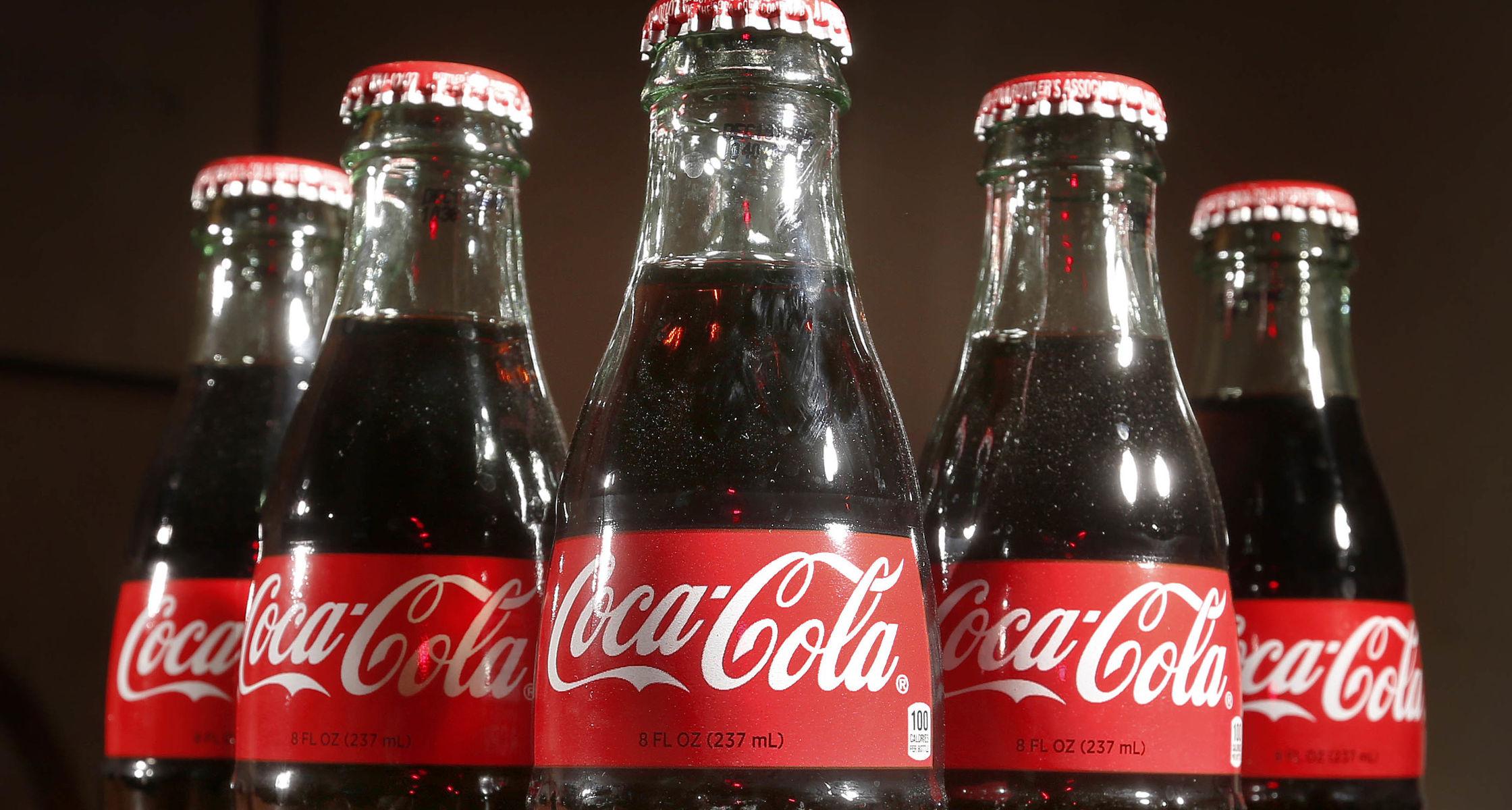 Getränkehersteller senken Zuckergehalt wegen neuer Steuer in...