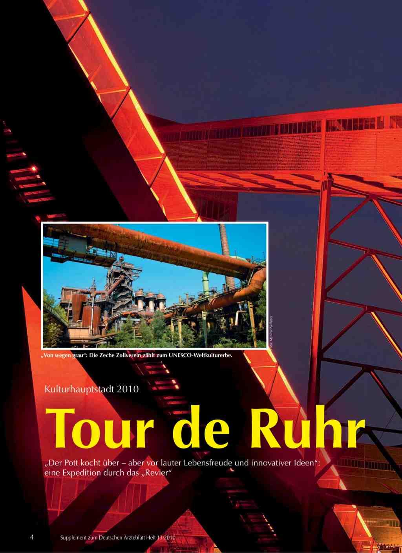 Kulturhauptstadt 2010 Tour De Ruhr