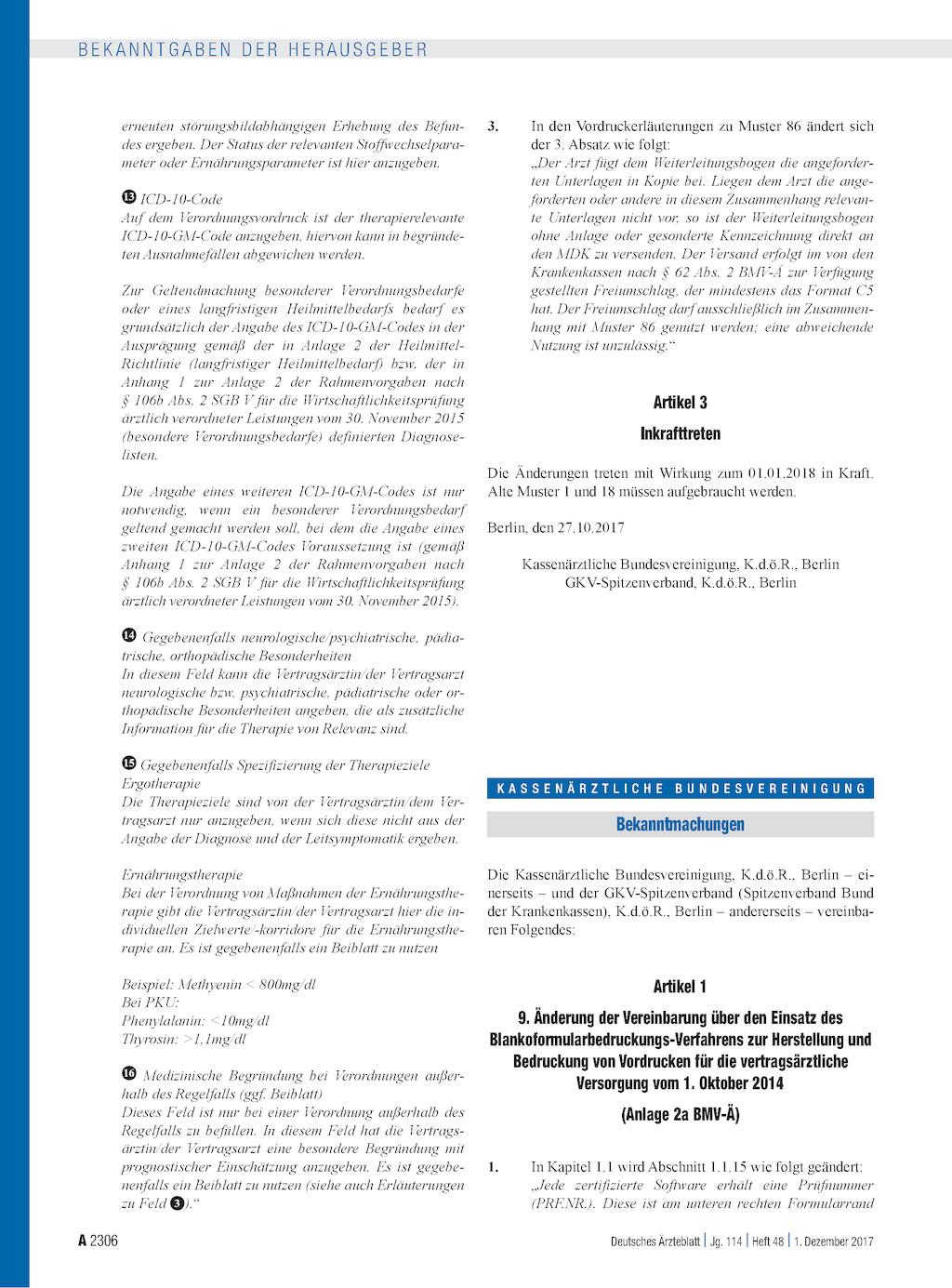 Artikel 1 9 änderung Der Vereinbarung über Den Einsatz Des