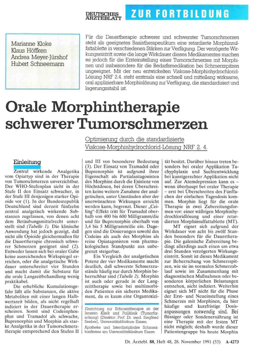 niederschsisches rzteblatt 03/13 - arzneimittel