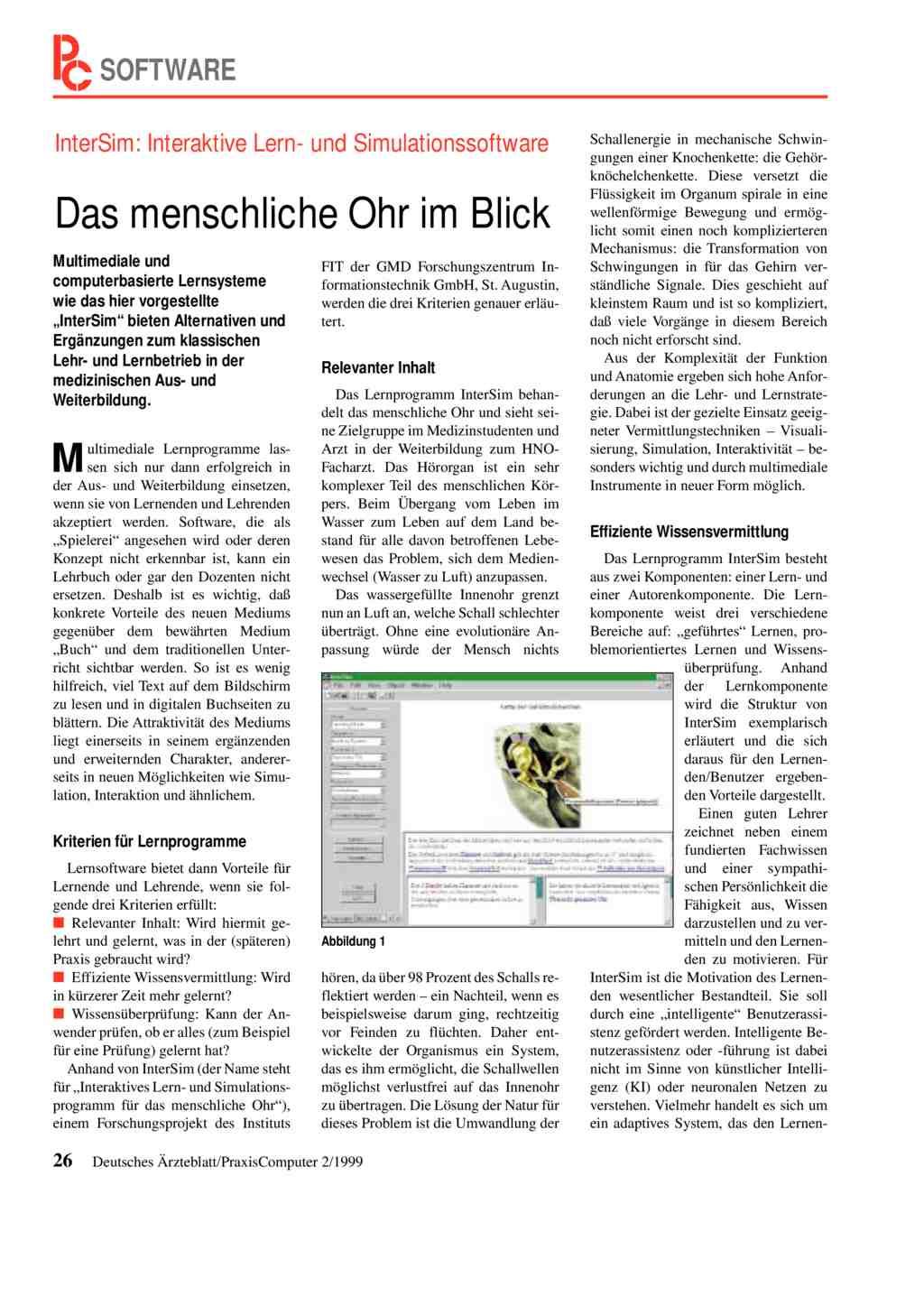 InterSim – Interaktive Lern- und Simulationssoftware: Das ...