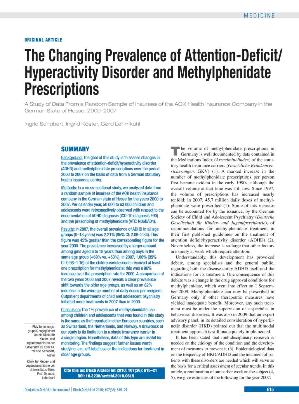 an analysis of the attention deficit and hyperactivity disorder adhd