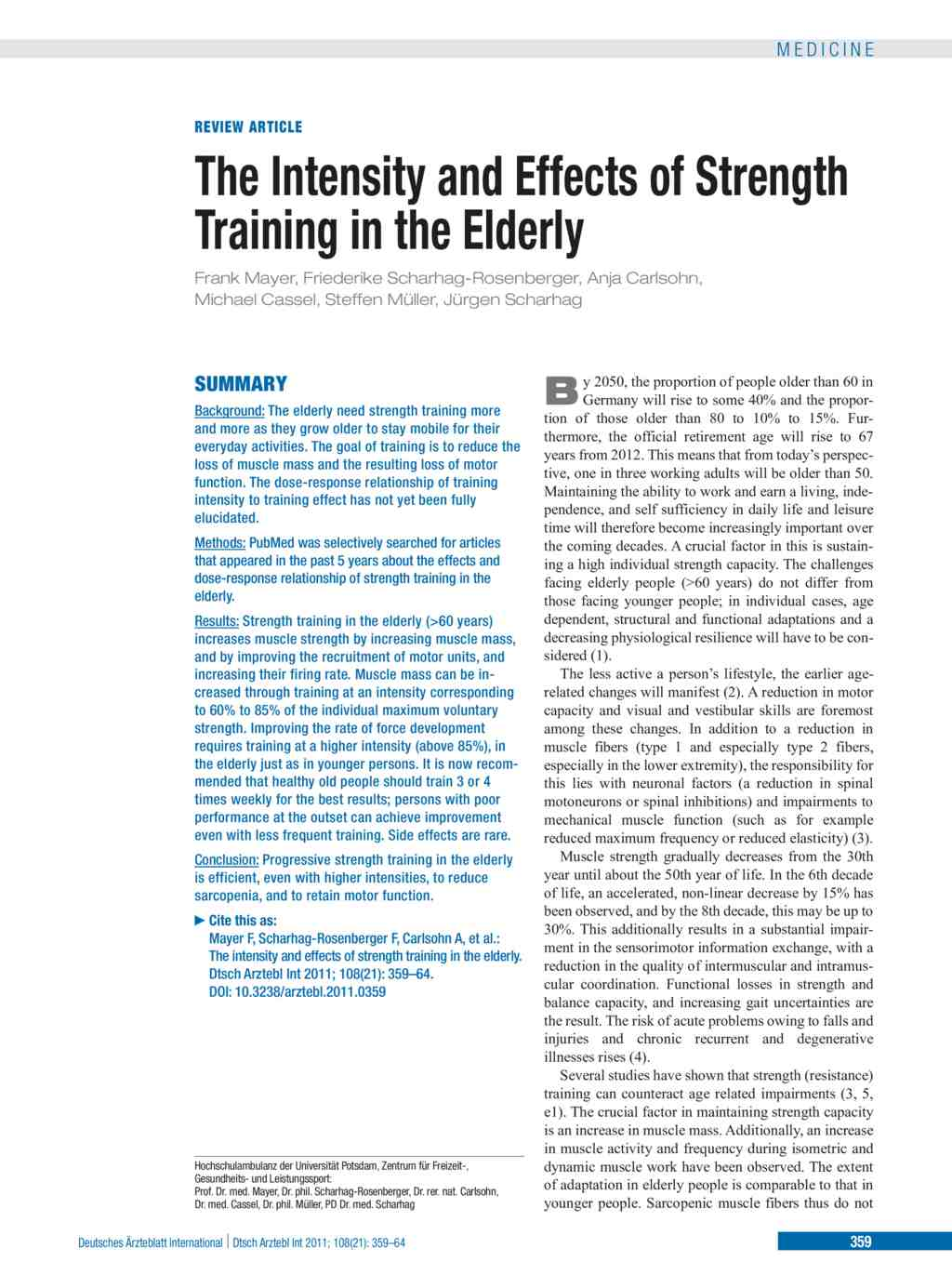 effects of ageism on the elderly pdf