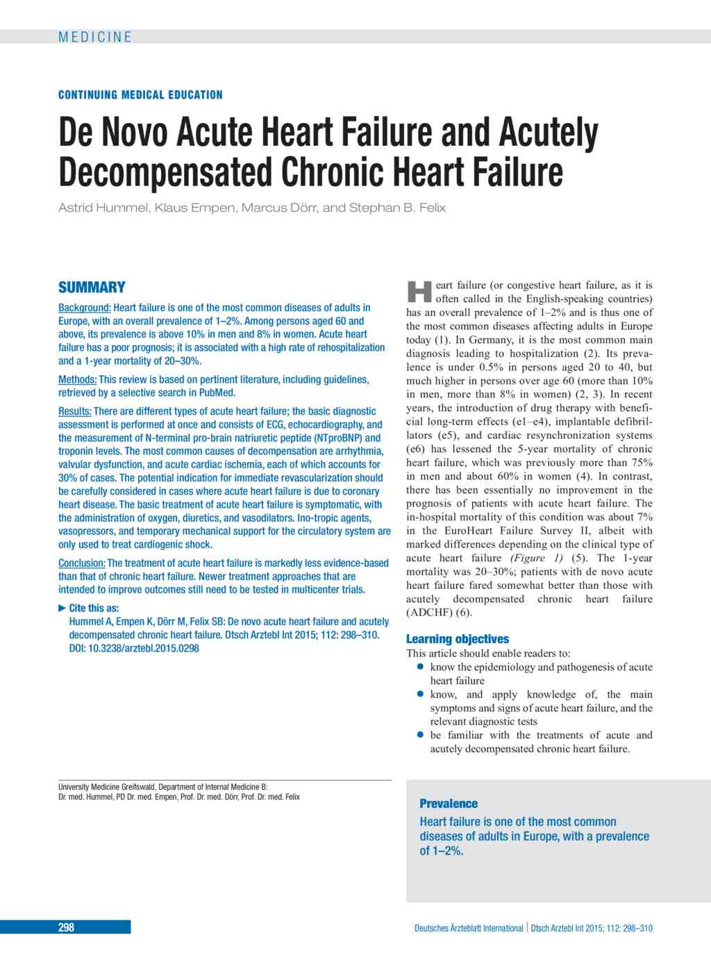 pathogenesis of fluid volume excess in an acute exacerbation chronic heart failure patient essay