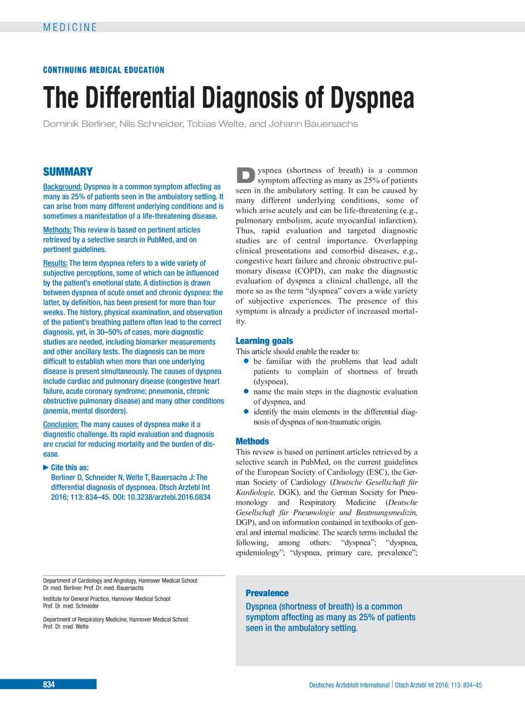 Dyspnea when walking. Severe shortness of breath when walking: causes, treatment 83