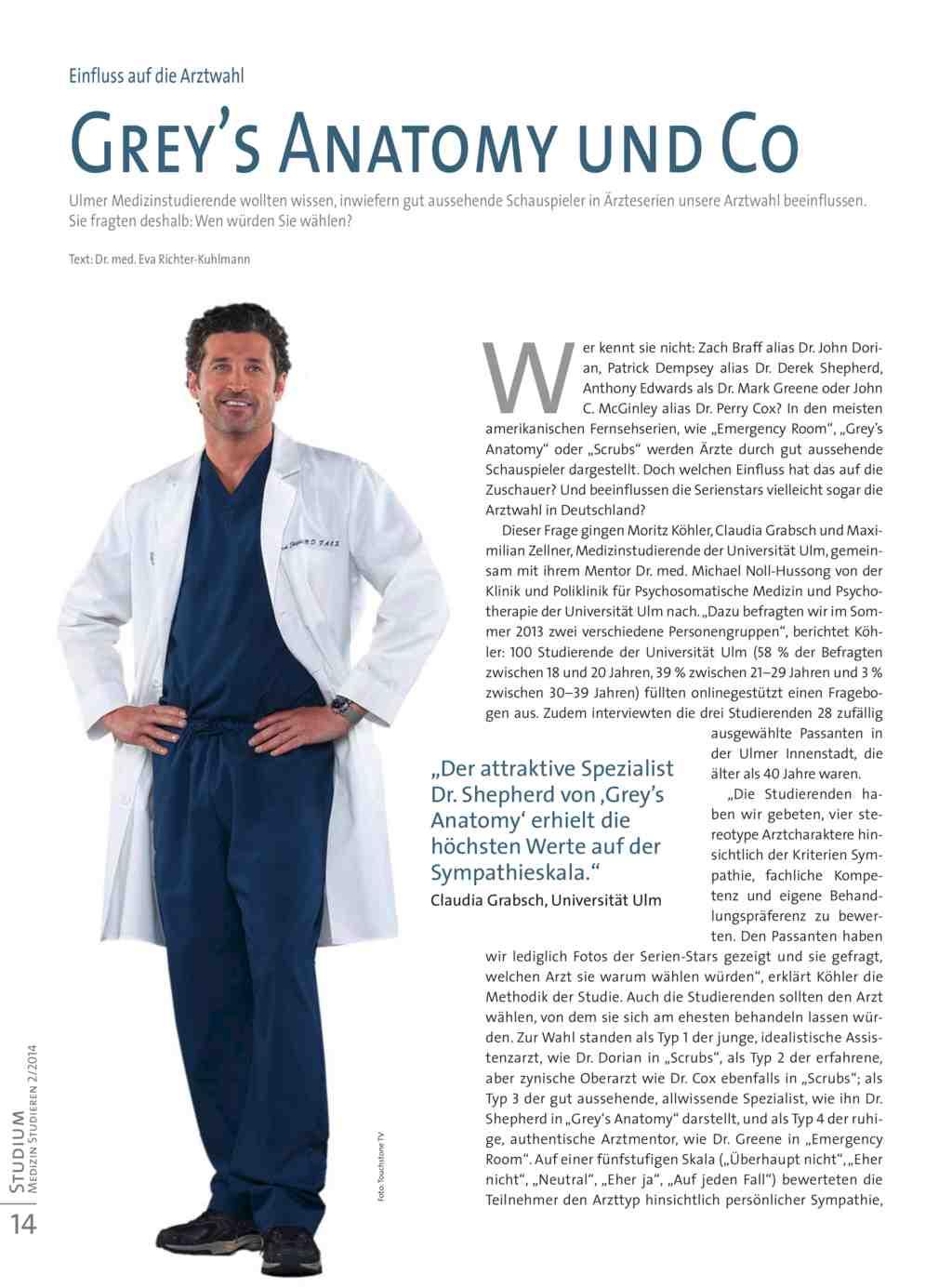 Charmant Greys Anatomy Besetzung Ideen - Anatomie Ideen - finotti.info