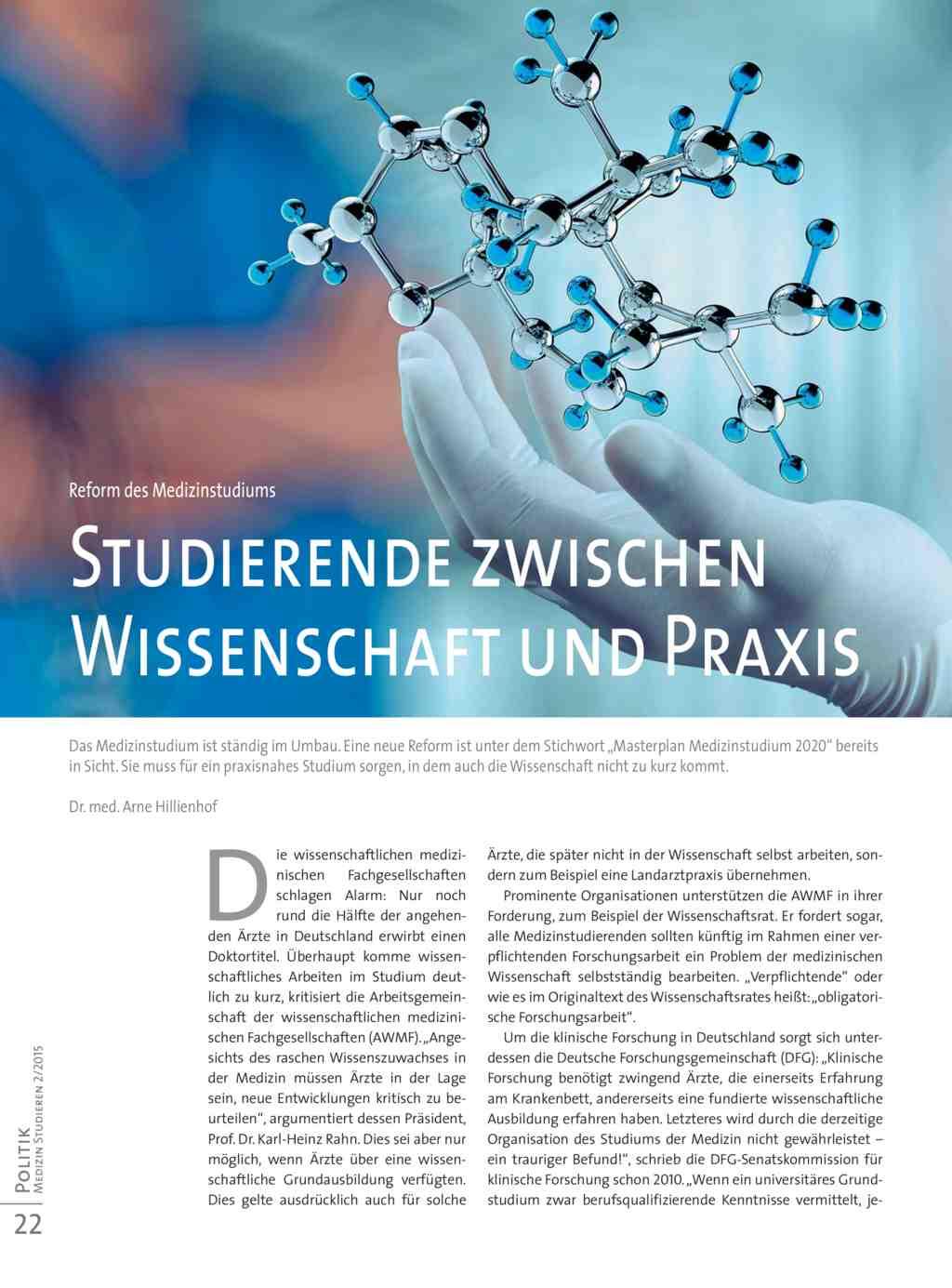 Reform des medizinstudiums studierende zwischen for Medizin studieren schweiz