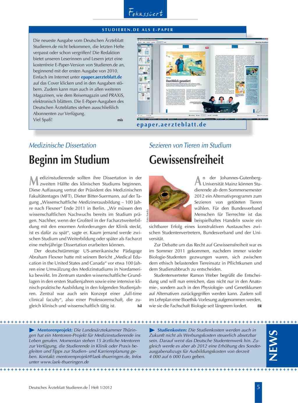 Dissertation medizin pdf