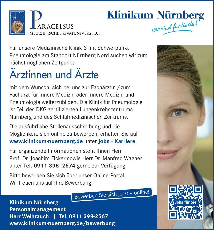 klinikum nrnberg rztinnen und rzte innere medizin innere medizin und pneumologie innere medizin arzt - Arzte Bewerbung