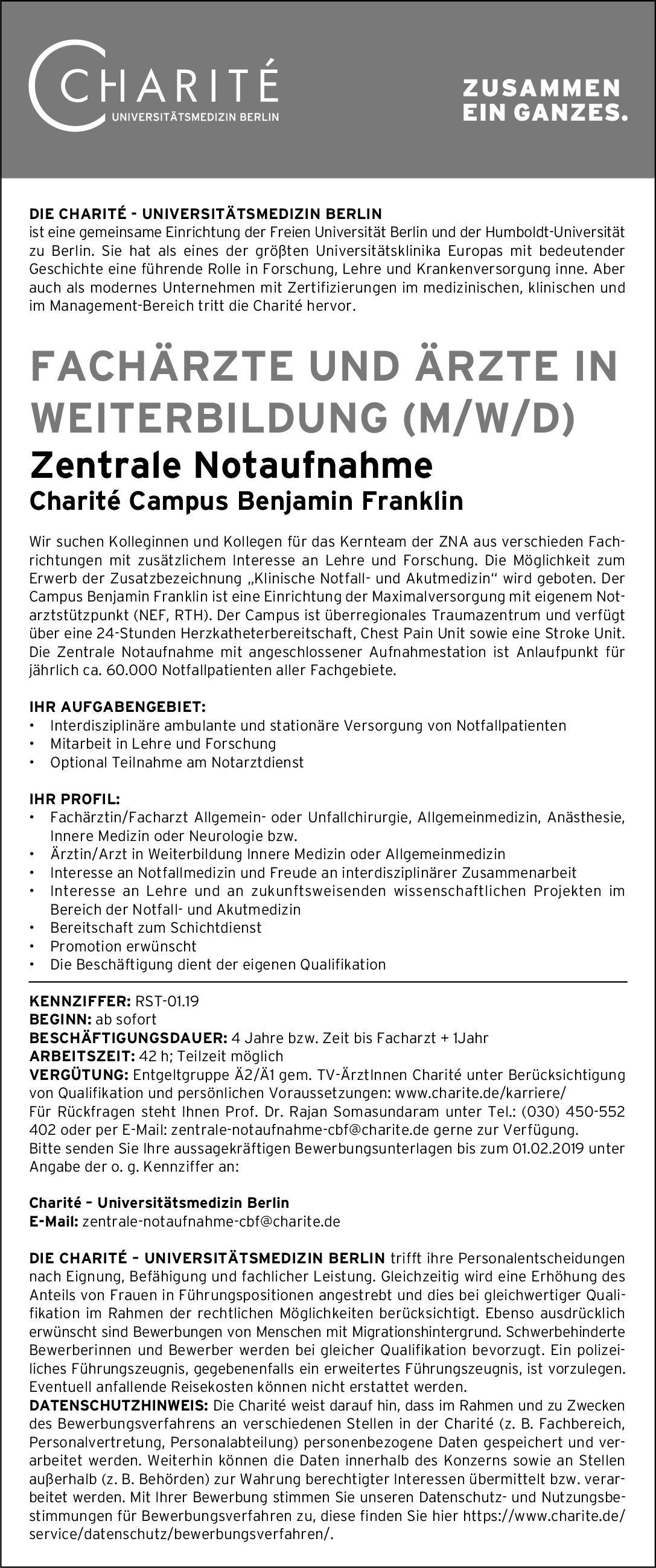 Stellenangebot In Berlin