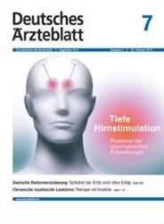 deutsche ärzteblatt bekanntschaften Leinfelden-Echterdingen